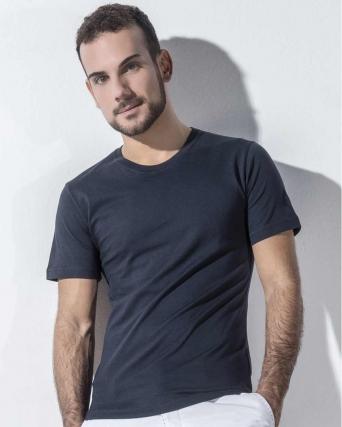 T-shirt uomo girocollo