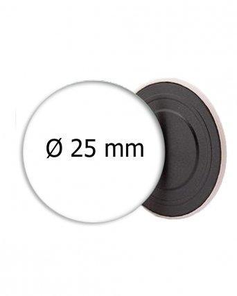 Magnete rotondo 25 mm