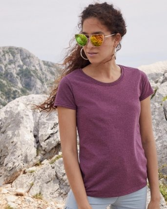T-shirt Lady-Fit Value Weight