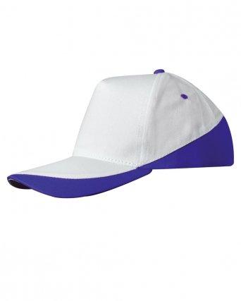 Cappellino 5 pannelli Bico