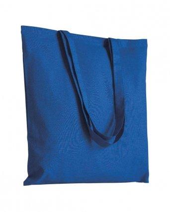 Shopper in cotone colorato da 120 grammi