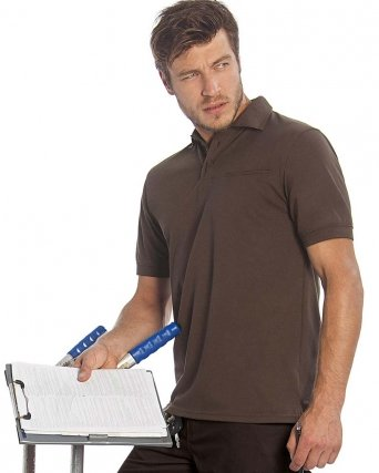 Polo da lavoro Blended Pocket