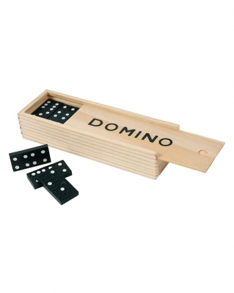 Gioco Domino in legno