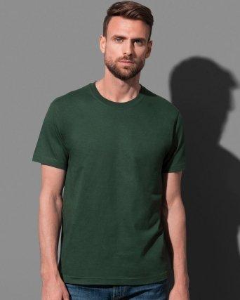T-shirt con girocollo Comfort Men