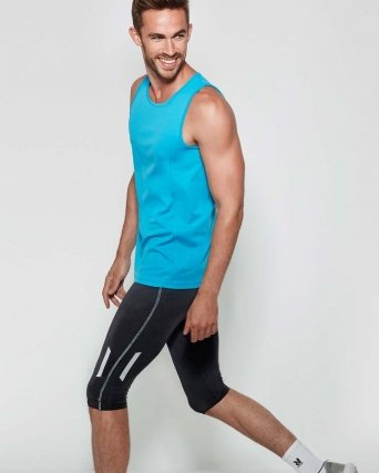 Pantaloncino sportivo unisex mezzagamba Athletic
