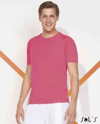 T-shirt uomo Sporty traspirante